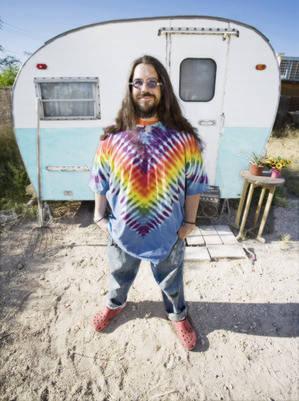 Hippies Heute